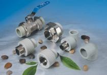 Phụ kiện ống nhựa PPR