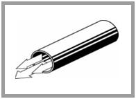 Mặt trong ống Hdpe trơn mịn