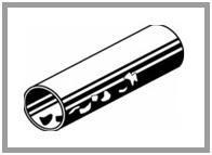 Độ bền ống hdpe cao không bị rò rỉ